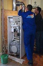 Сервисное обслуживание котлов в Москве и Московской области